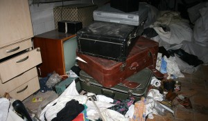 Къде се изхвърлят битови отпадъци от апартамент?