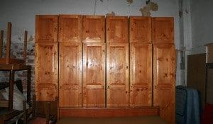 Къде се изхвърлят матраци легла и гардероби