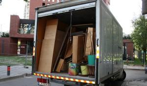 Фирма за преместване на мебели и багаж