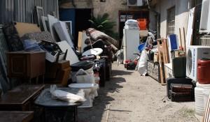 Къде се изхвърлят стари вещи и покъщнина в София?
