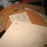 Демонтаж на дървения събиране и изхвърляне на сметище