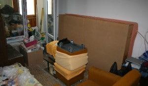 Къде се изхвърлят стари мебели в София?