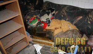 Освобождаване от стари мебели и боклуци