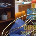 Изхвърляне на стари мебели и боклуци