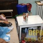 Изхвърляне на стари мебели от центъра на София