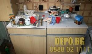 Извозване на посуда