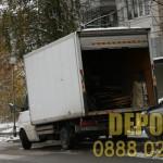 Фирма за превоз на мебели в София