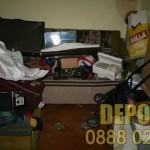Извозване на медицинска апаратура и отпадъци