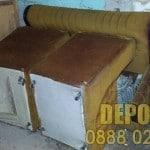 Извозване и изхвърляне на мека мебел