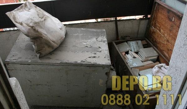 Фирма за извозване на строителни отпадъци в София