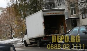 Товарни превози с камион