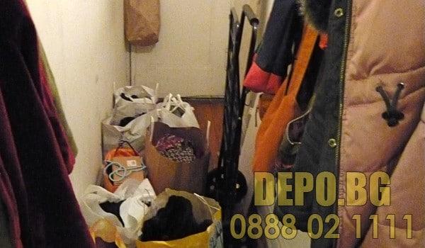 Извозване на боклуци от помещения
