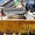 Извозване на отпадъци от жилище в София