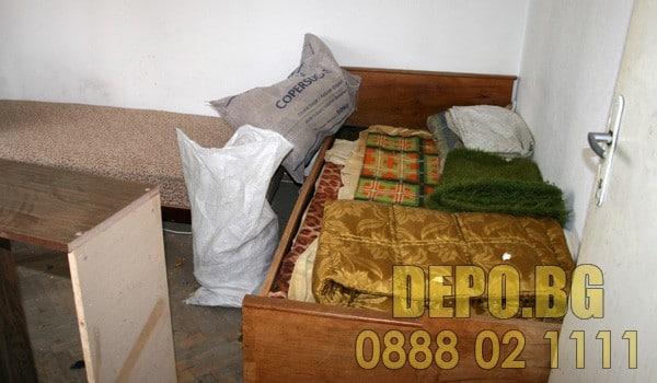 Изнасяне на мебели и боклуци от помещения