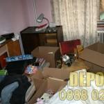 Почистване на апартаменти от стари мебели