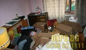 Извозване и почистване на апартаменти