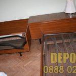 Депо събиране и изхвърляне на стари мебели