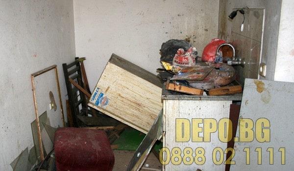 Изчистване на апартамент в София