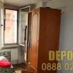 Изнасяне на апартамент с мебели и боклуци