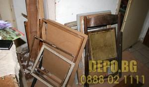 Извозване на боклуци и отпадъци