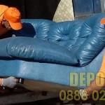 Фирма за преместване на диван с тарнспорт