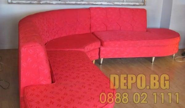 Безплатно събиране на дивани за повторно използване