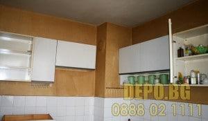 Демонтаж на кухненски шкафове и изхвърляне