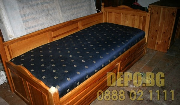 Безплатно събиране на легла за повторно използване