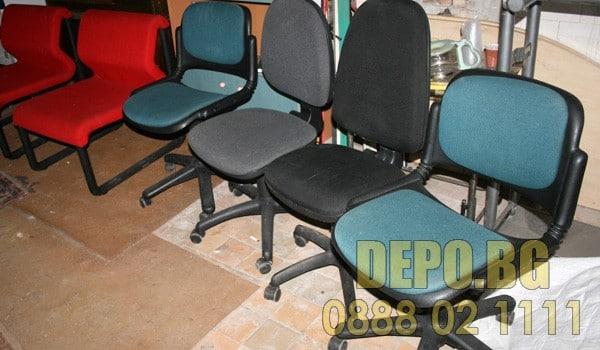 Изнасяне на офис столове