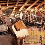 Бригада за изнасяне на стари вещи от жилище