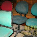 ДЕПО за извозване на стари офис мебели