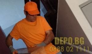 Демонтаж и изнасяне на мебели