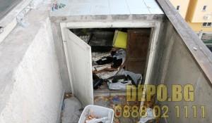 Бригада за доставка на строителни материали