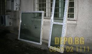 Демонтаж на стара дограма и извозване до ДЕПО