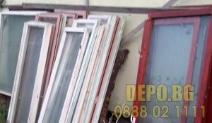 Демонтаж на стара дограма и изнасяне до ДЕПО