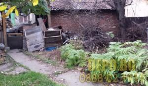 Бригада за изнасяне и изхвърляне на битови отпадъци
