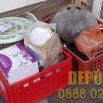 ДЕПО за изнасяне на багаж и почистване