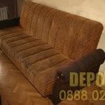 ДЕПО за изхвърляне и изнасяне на диван