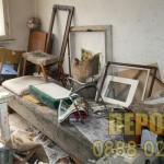 Извозване на битови отпадъци от апартамент