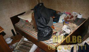 Извозване на спалня и вехтории