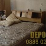 ДЕПО за изхвърляне на спалня с матраци