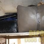 Почистване на тавани от битови отпадъци