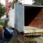 Извозване на битови и строителни отпадъци за Столицата