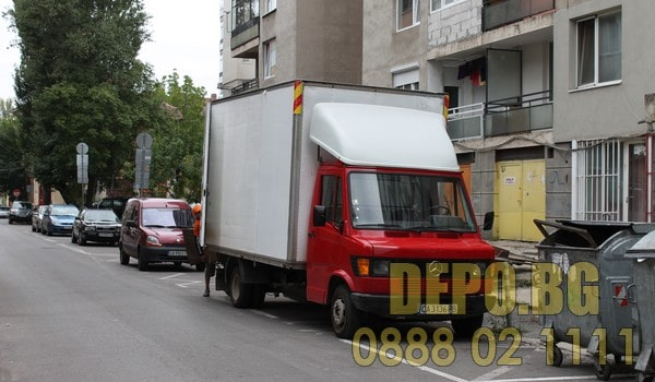 Извозване на всякакви боклуци - депо София