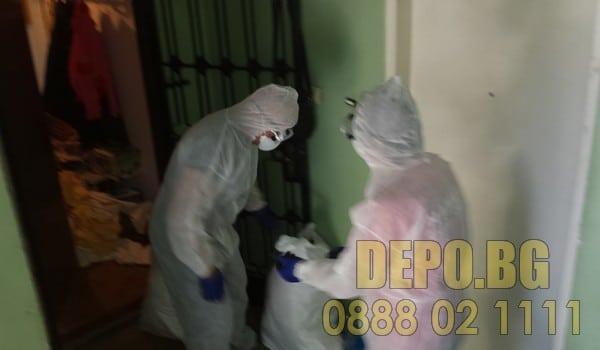 Дезинфекция на жилище в София