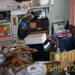 Депо за изхвърляне на стари вещи в София