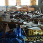 Почистване на домове – изхвърляне на стари и ненужни мебели