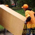 Изнасяне и изхвърляне на стари мебели в София и страната